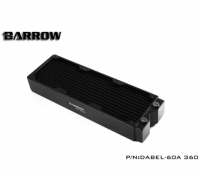 Радиатор Barrow 360MM Dabel-60a 360