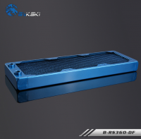 Bykski B-RS360-DF Blue