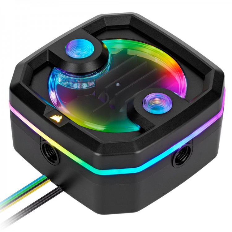 Corsair Hydro X Series XD3 RGB (DDC Pump reservoir unit)