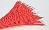 Провод в оплетке Sleeved Wire 30cm Red