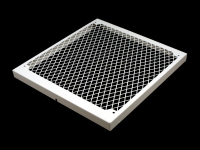 MO-RA3 360 fan grill diamond white