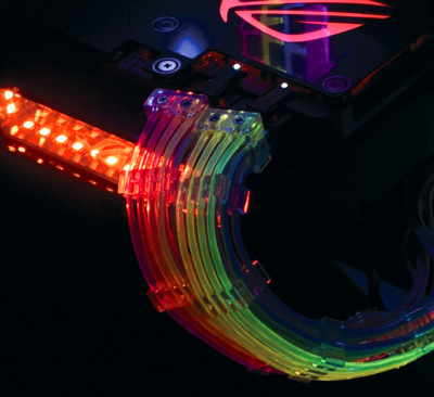 Удлинитель Lian Li Strimer 8 Pin RGB PSU Cable