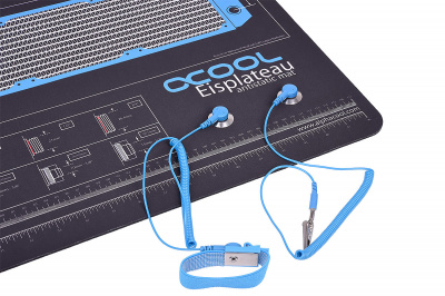 Alphacool Eisplateau Anti-Static work- and mounting mat 120x60cm