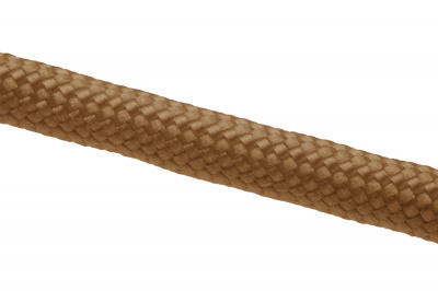 Alphacool AlphaCord Sleeve 4mm - 3,3m (10ft) - Gold (Paracord 550 Typ 3)